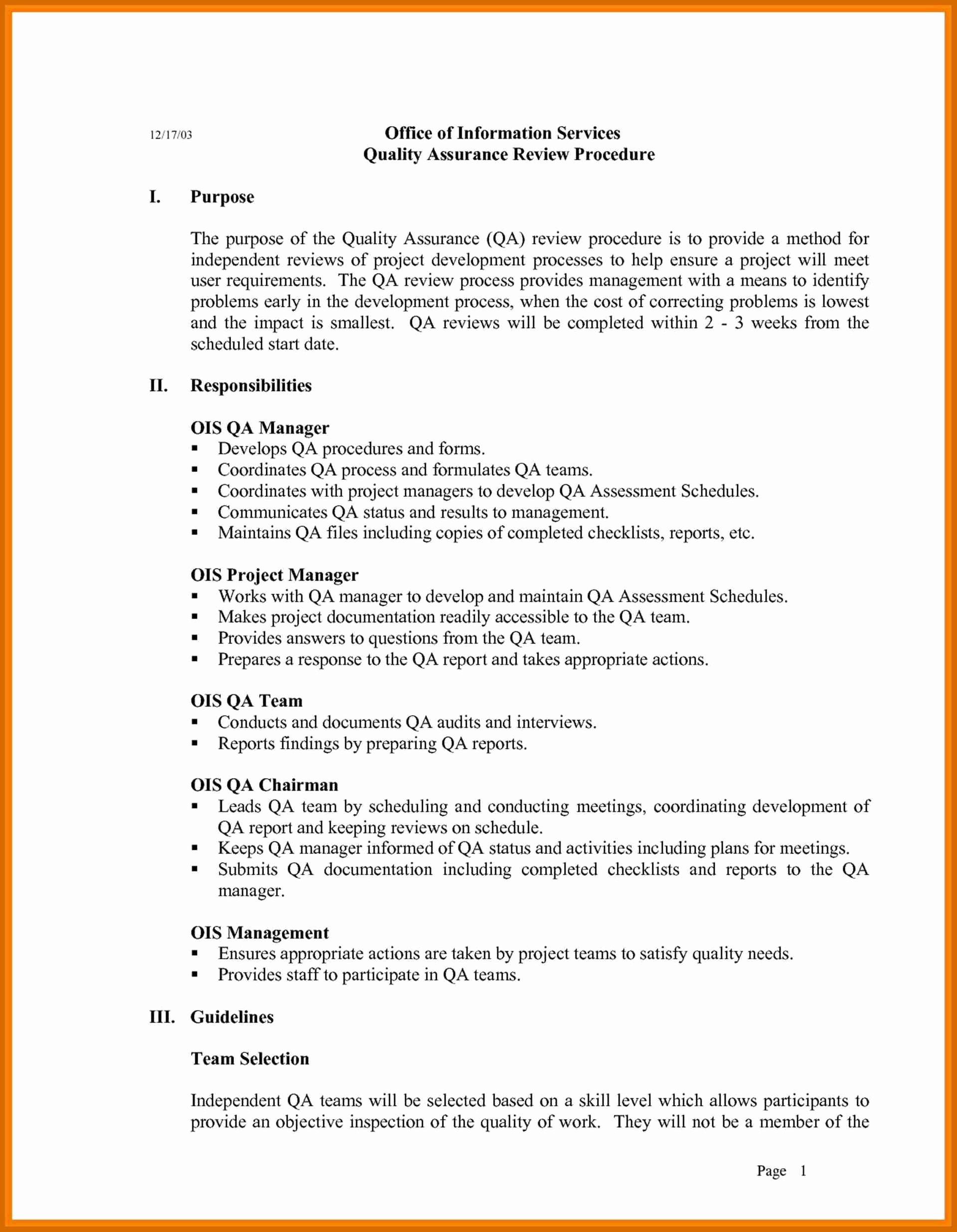 Audit Summary Template Luxury 10 11 Summary Report Template