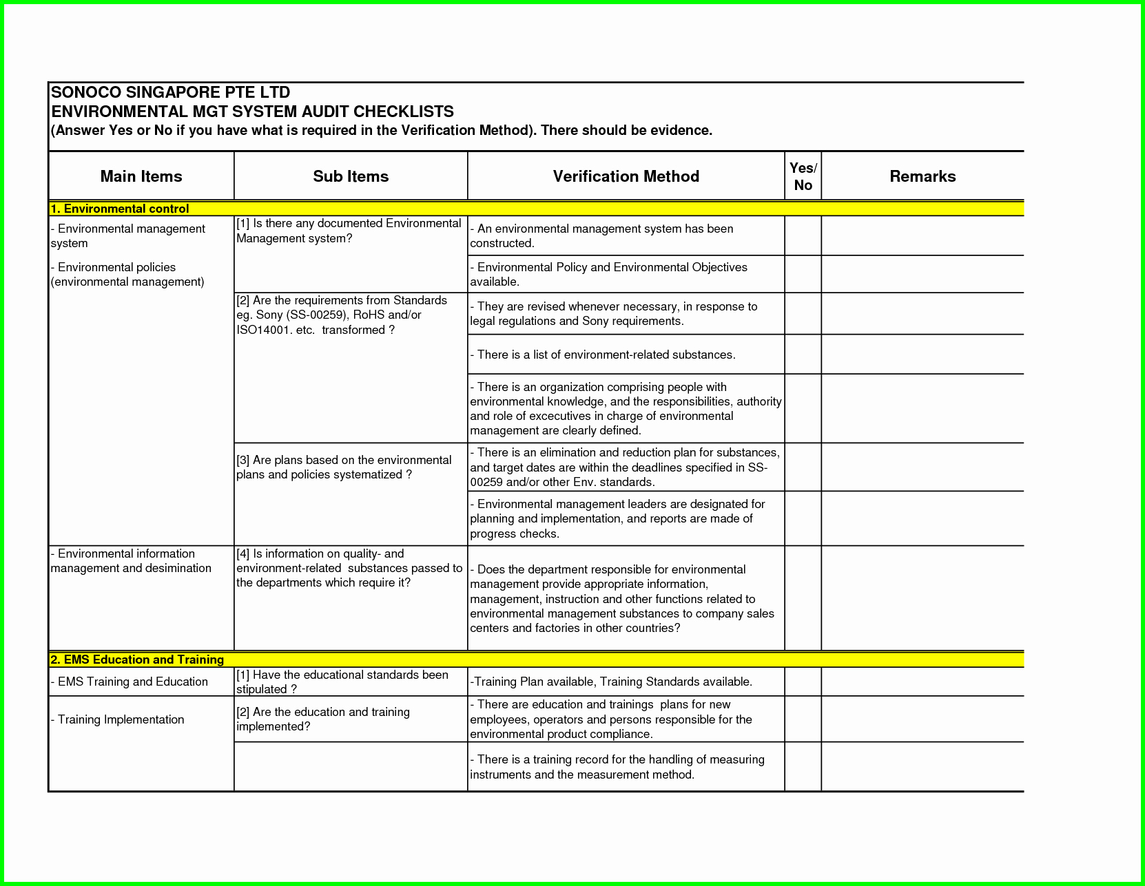 Audit Template Excel Best Of Audit Plan Template Excel