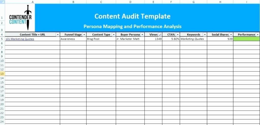 Audit Template Excel Elegant Audit Plan Template Samancinetonicco