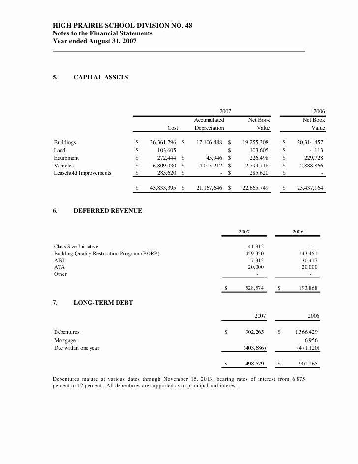Audited Financial Statements Sample Beautiful 15 Audited Financial Statements Sample