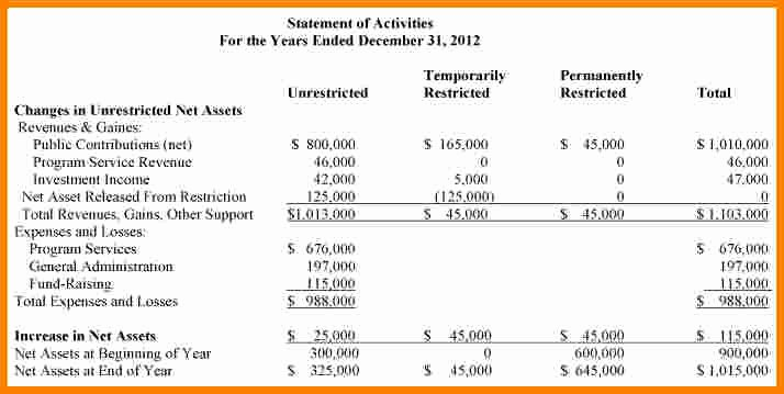 Audited Financial Statements Sample Inspirational 7 Sample Audited Financial Statements
