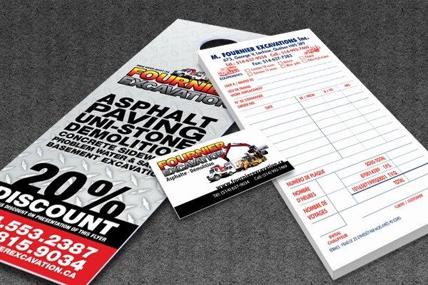 Avery Door Hanger Template Beautiful 49 Best Brochures Door Hangers Pinterest