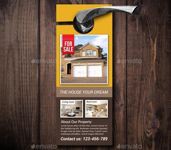 Avery Door Hanger Template for Word Beautiful 24 Door Hanger Templates Free Premium Psd Png Eps Ai
