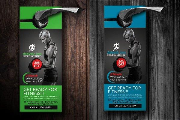 Avery Door Hanger Template Lovely 24 Door Hanger Templates Free Premium Psd Png Eps Ai