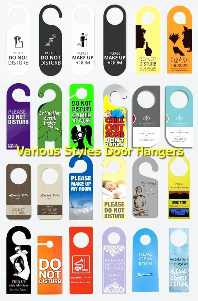 Avery Door Hangers Template Fresh Door Hanger Products Gallery Avery Door