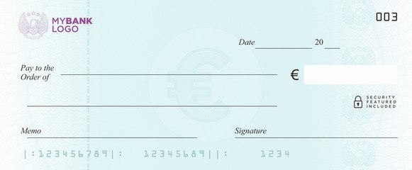 "Award Check Template Beautiful Search Photos ""bank Cheque"""