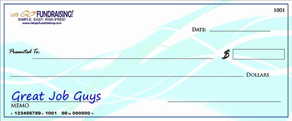 Award Check Template Lovely Big Checks Big Check Vinyl Printing