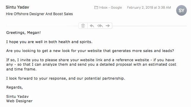 B2b Proposal Template Best Of How to Write A Winning B2b Sales Letter In 7 Easy Steps