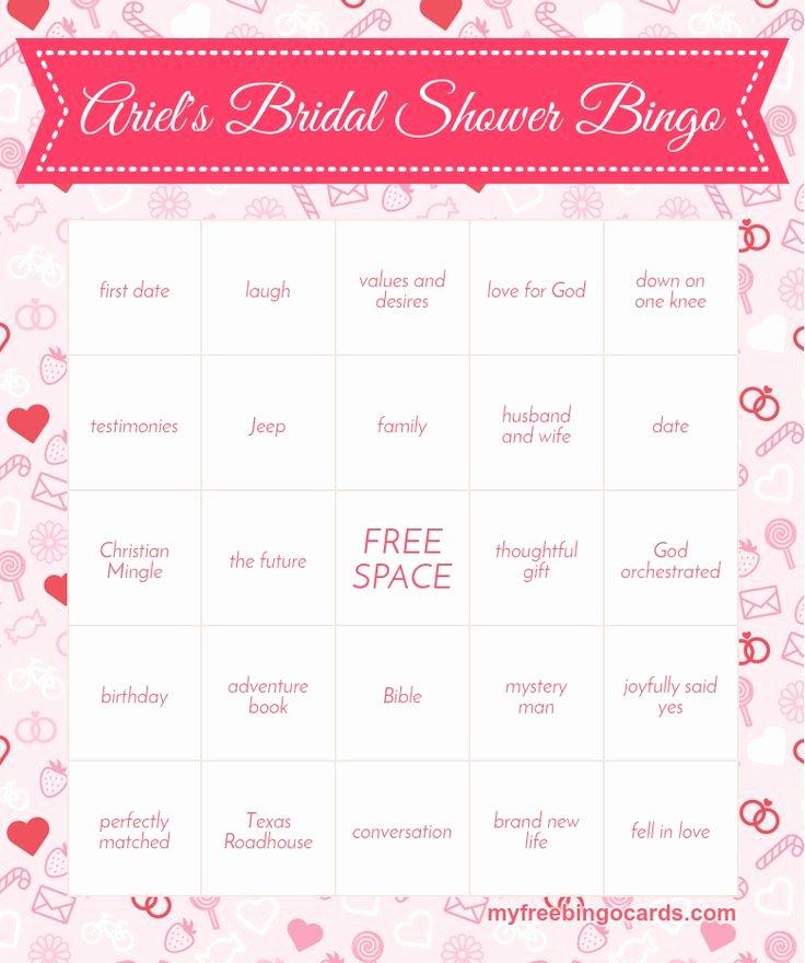 Baby Shower Bingo Generator Lovely 130 Best Images About Bingo Fun On Pinterest