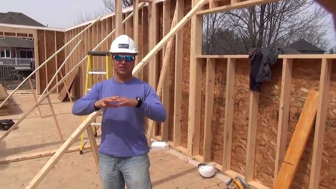 Back Charge Construction Beautiful How to Build A House Framing First Floor Walls Ep 33