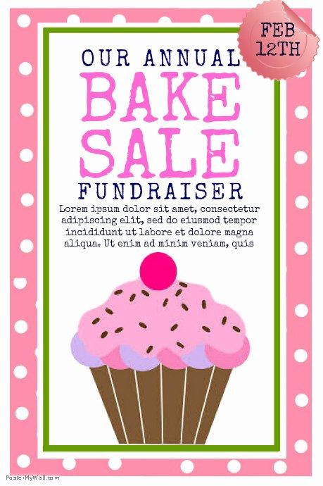 Bake Sale Flyer Ideas Elegant Copy Of Bake Sale