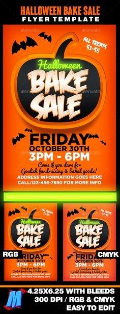 Bake Sale Flyer Ideas Lovely Bake Sale Poster Sign Digital Fall Bake Sale by