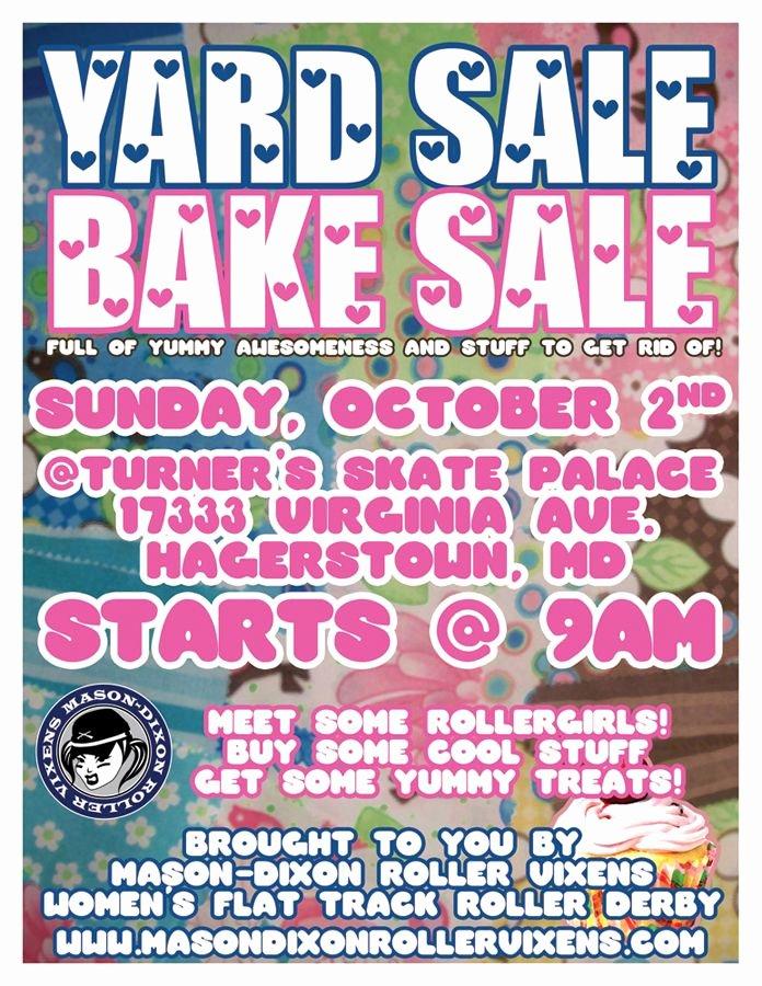 Bake Sale Flyer Ideas Unique 48 Best Images About Garage Sale How to S On Pinterest