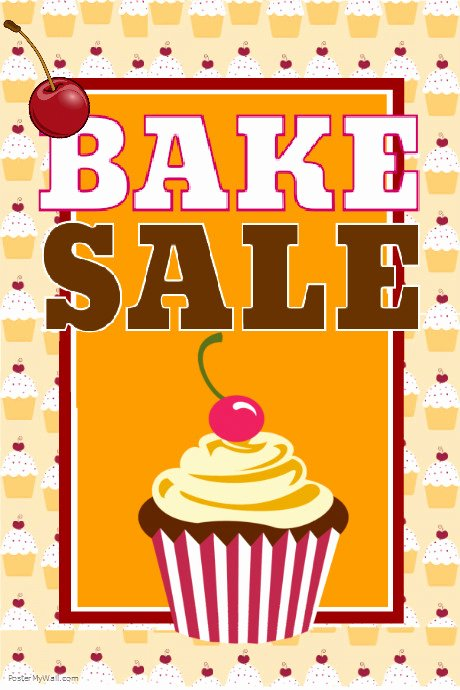 Bake Sale Flyer Template Free New Bake Sale Template