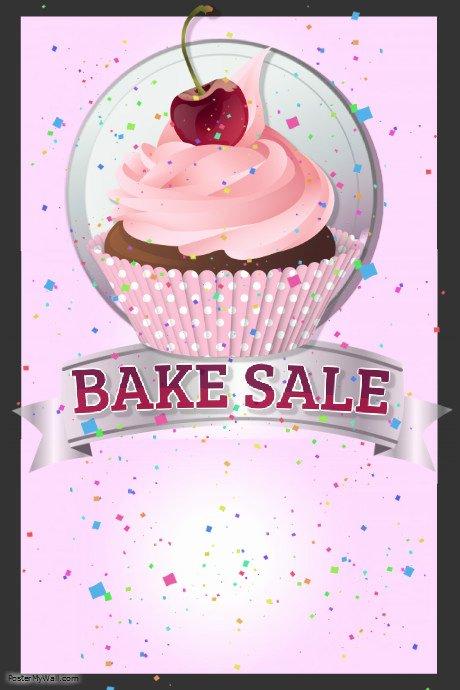 Bake Sale Flyer Templates Free Elegant Bake Sale Template