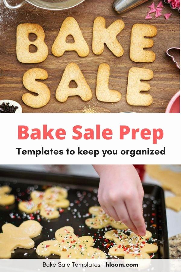 Bake Sale Flyer Templates Free New 22 Best Bake Sale Flyers Images On Pinterest