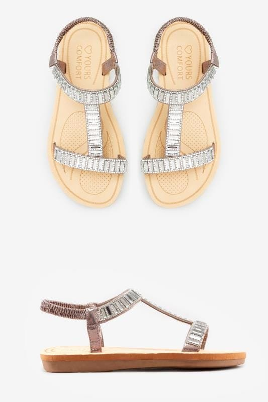 Band Input List Template Elegant Grey Sparkle H Band Sandals