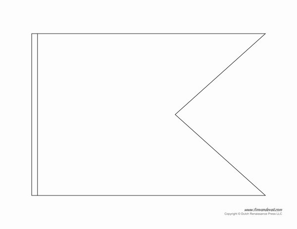 Banner Cut Out Awesome Printable Pennant Banner Template & Triangle Banner Templates