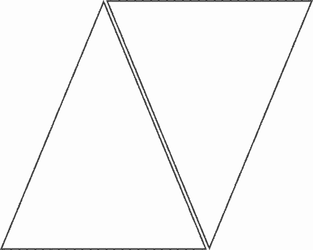 Banner Triangle Template Fresh Triangle Banner Template Clipart Best Clipart Best