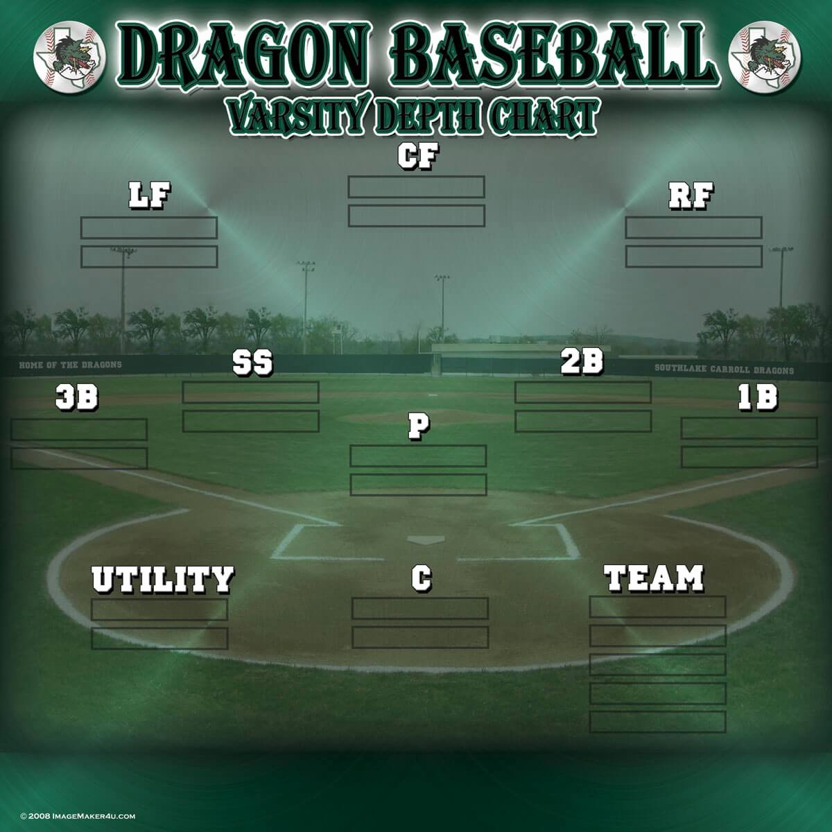 Baseball Depth Chart Template Excel Fresh Baseball Depth Chart Template – Invigo