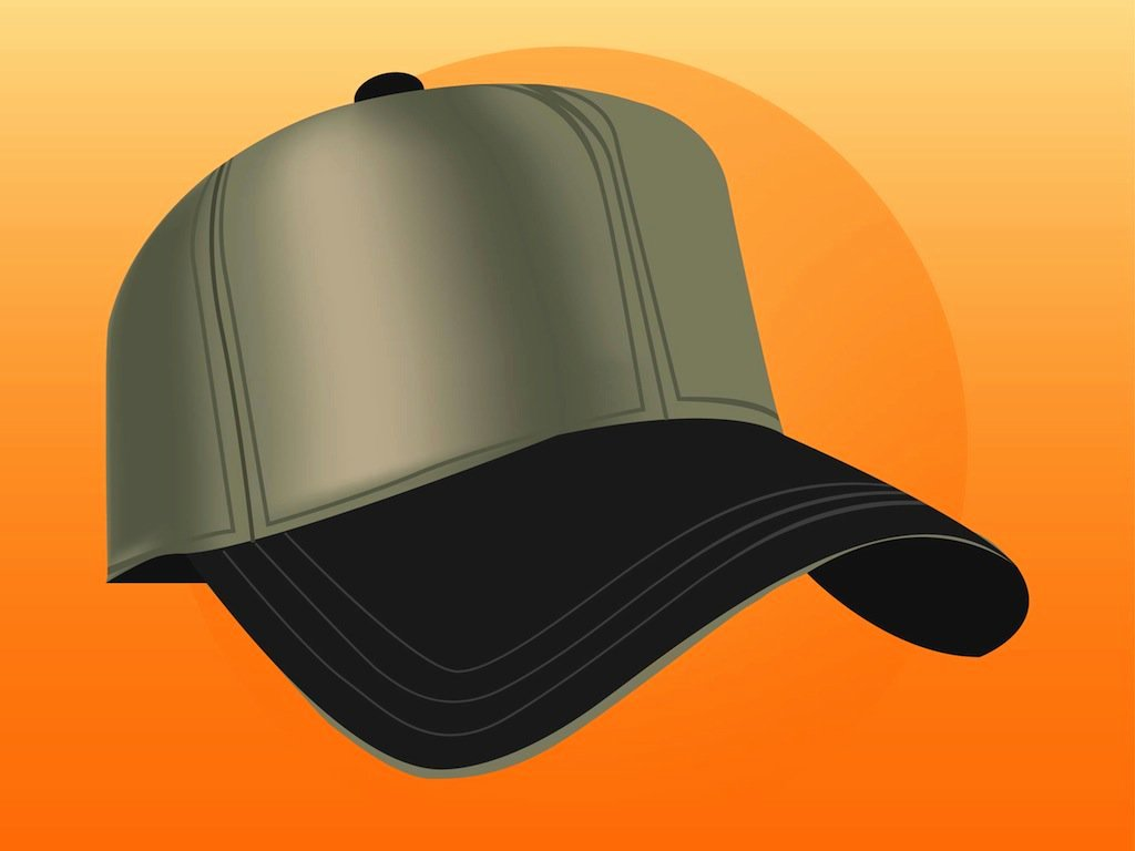 Baseball Hat Vector Best Of Hat Illustration Vector Art & Graphics