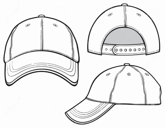 Baseball Hat Vector Luxury Roosevelt Drawing 1 the Art Of Seeing