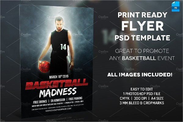 Basketball Camp Flyer Template Best Of 31 Basketball Flyer Templates Free & Premium Download