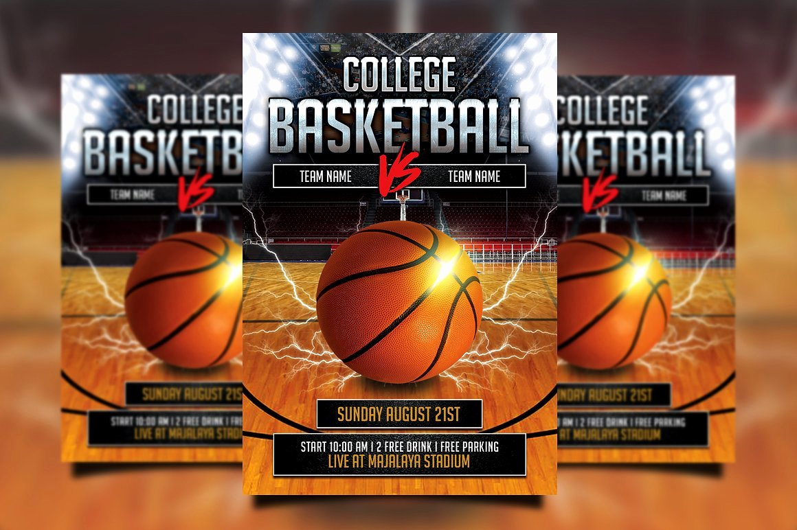 Basketball Camp Flyer Template Fresh 17 School Flyers Templates Ai Pages Psd Word