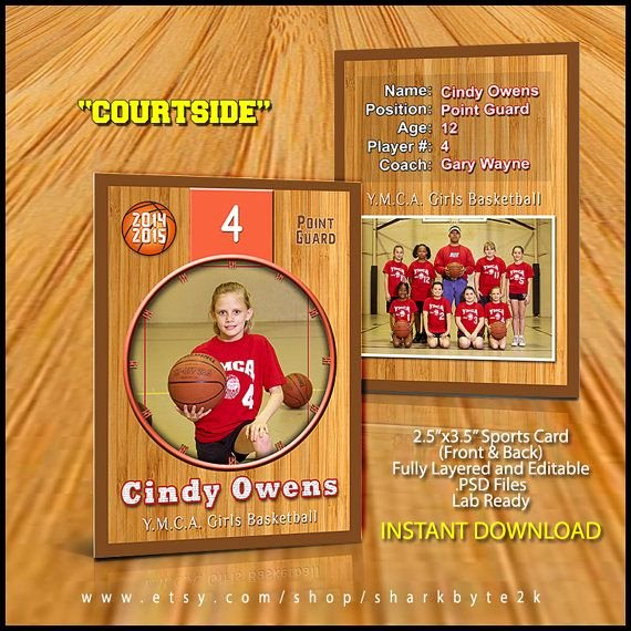 Basketball Card Template Inspirational 124 Best Images About Shop Templates & Designs On