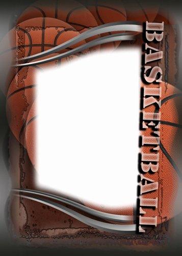 Basketball Card Template Unique Basketball Templates