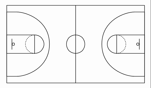 Basketball Court Design Template Inspirational Basketball Court Diagram Unmasa Dalha