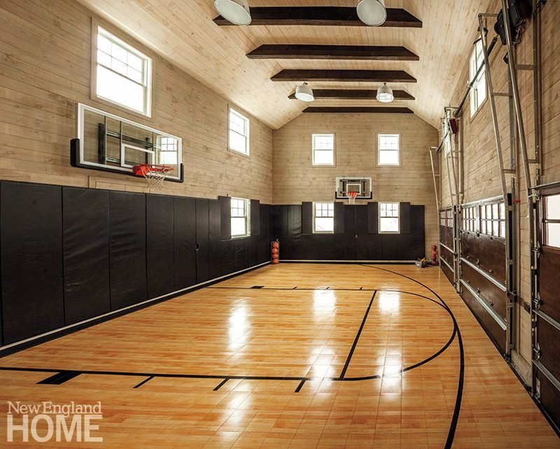 Basketball Half Court Rug Best Of Colonial Revived New England Home Magazine