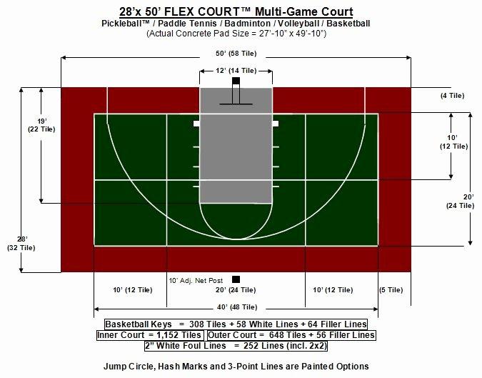 Basketball Half Court Rug Inspirational 25 Best Ideas About Outdoor Basketball Court On Pinterest
