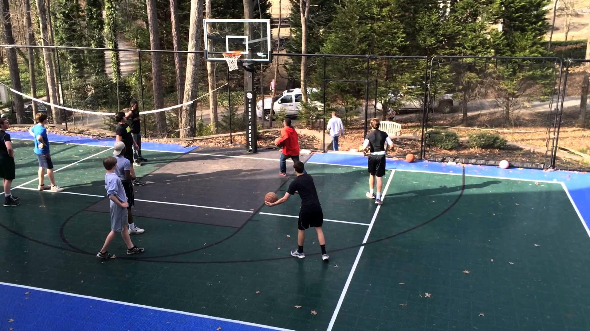 Basketball Half Court Rug Luxury Backyard Basketball Court Dimensions Half Image Clipgoo