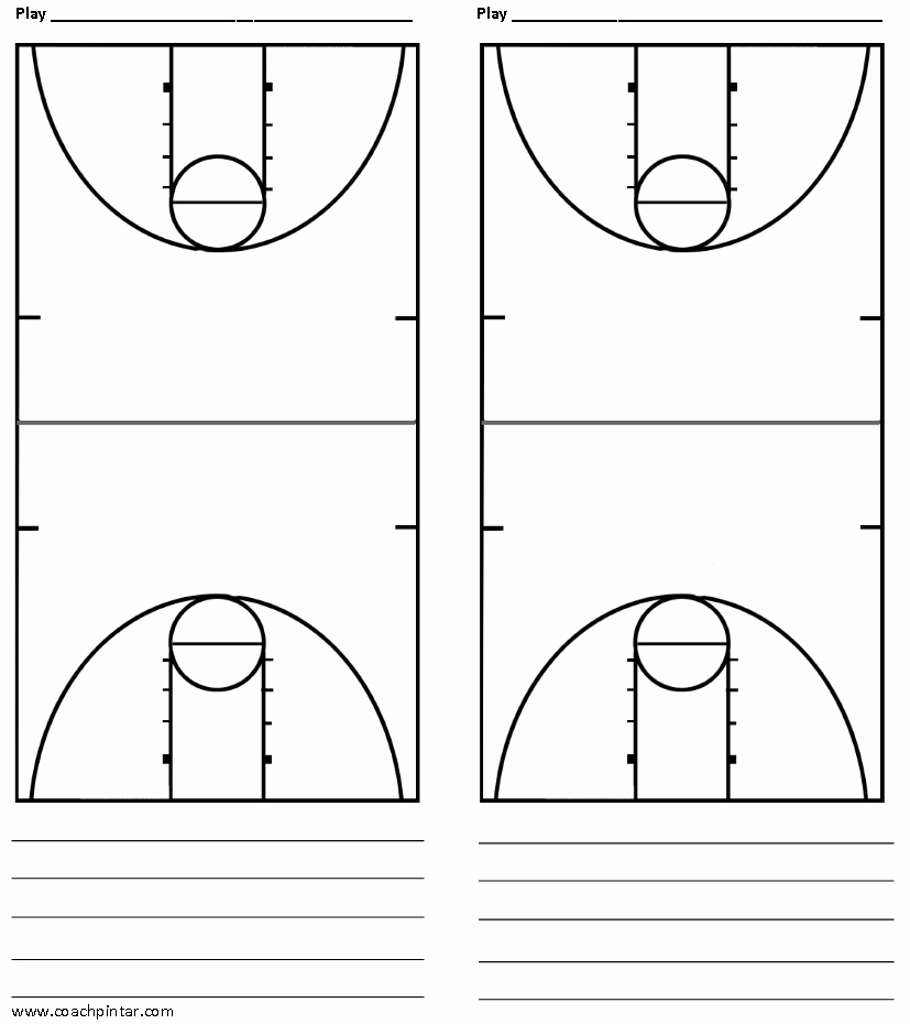 Basketball Play Diagram Awesome Pin by Crafty Annabelle On Basketball Printables