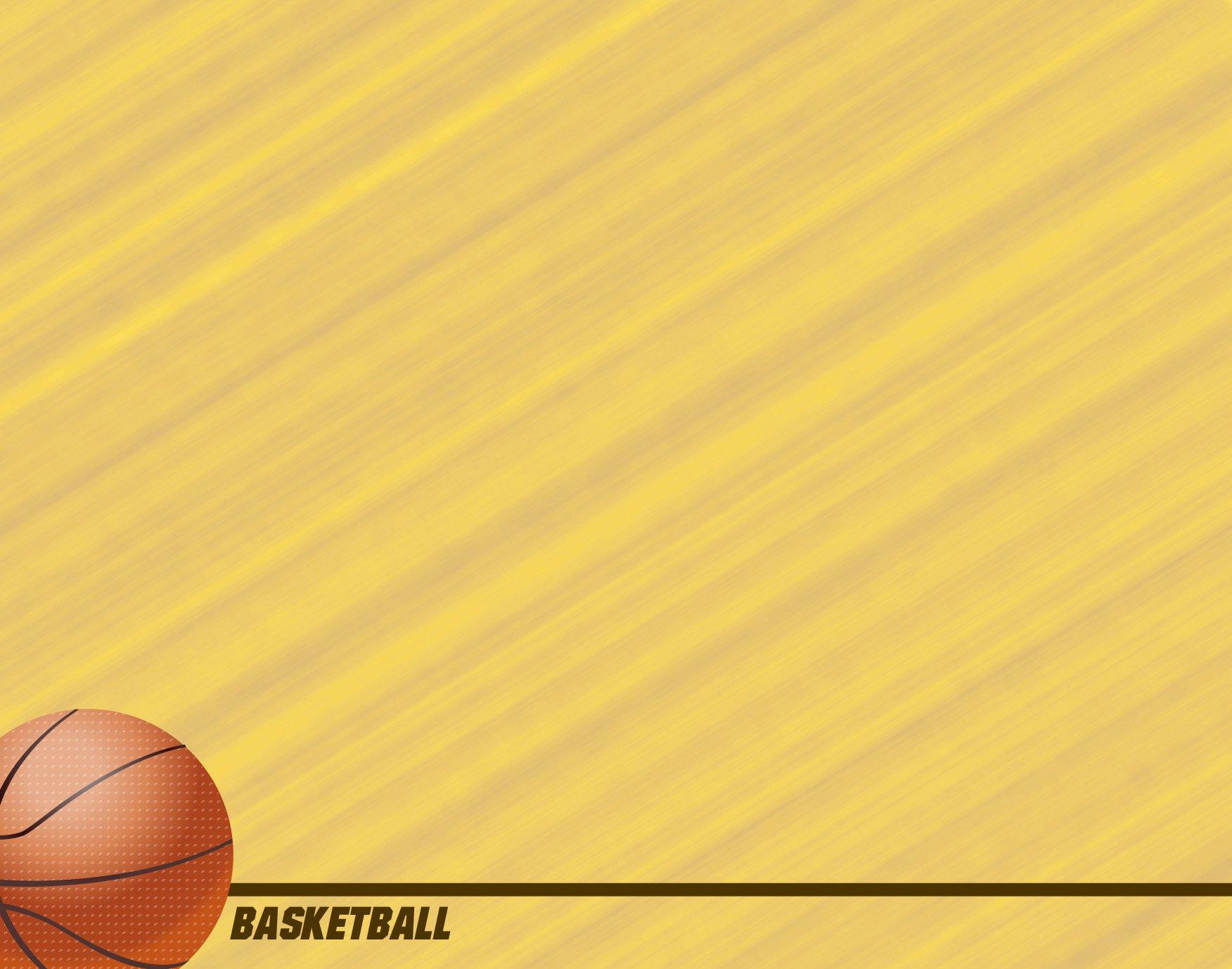 Basketball Powerpoint Template Fresh Free Basketball Backgrounds Wallpapersafari