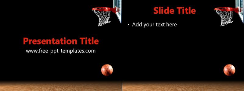 Basketball Powerpoint Template Inspirational Basketball Ppt Template