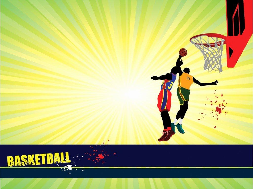 Basketball Powerpoint Template Inspirational Sports Basketball Powerpoint Templates Blue Red Sports