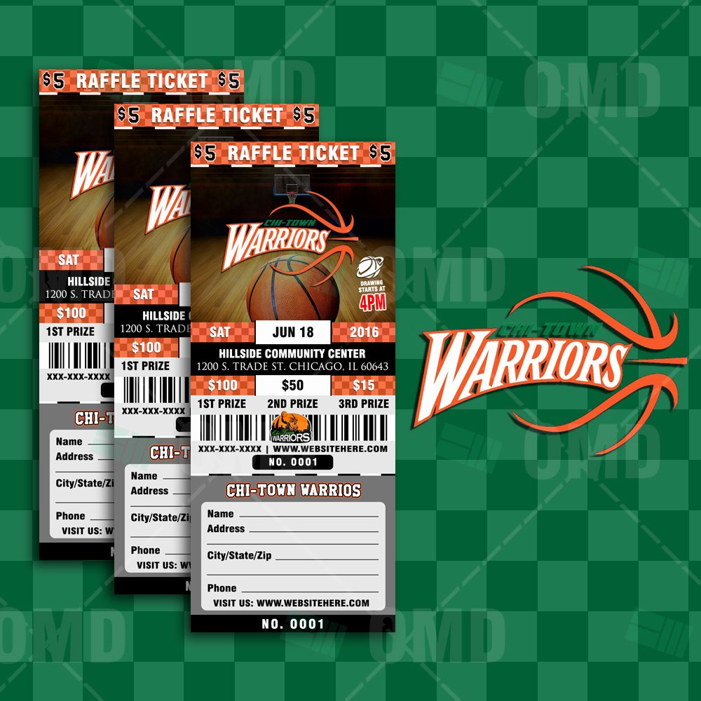 Basketball Ticket Template Fresh Basketball Raffle Ticket Template – Sports Invites
