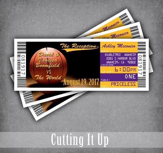 Basketball Ticket Template Luxury 17 Best Ideas About Basketball Tickets On Pinterest