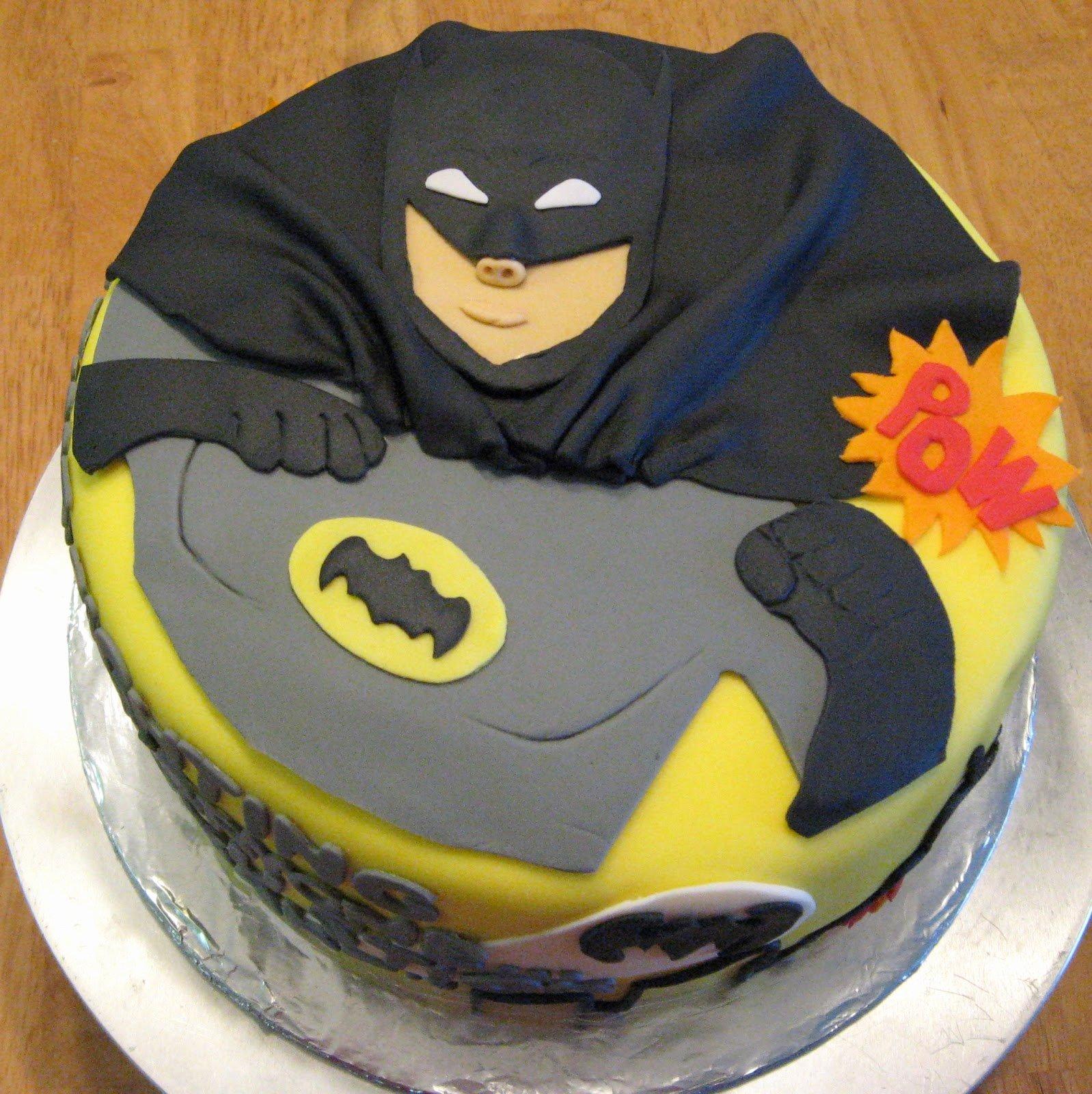 Batman Cake Template Awesome Batman Cakes – Decoration Ideas