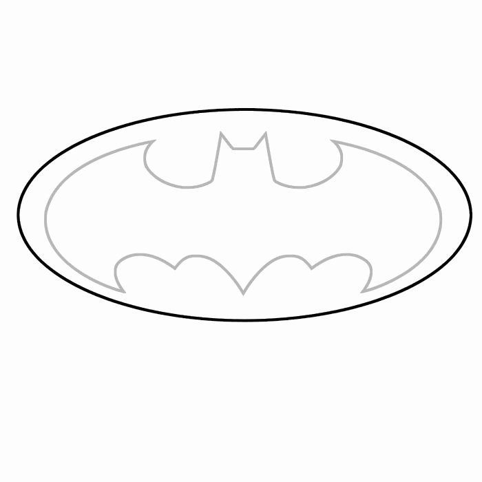 Batman Cake Template Elegant 8 Best Batman Template Images On Pinterest
