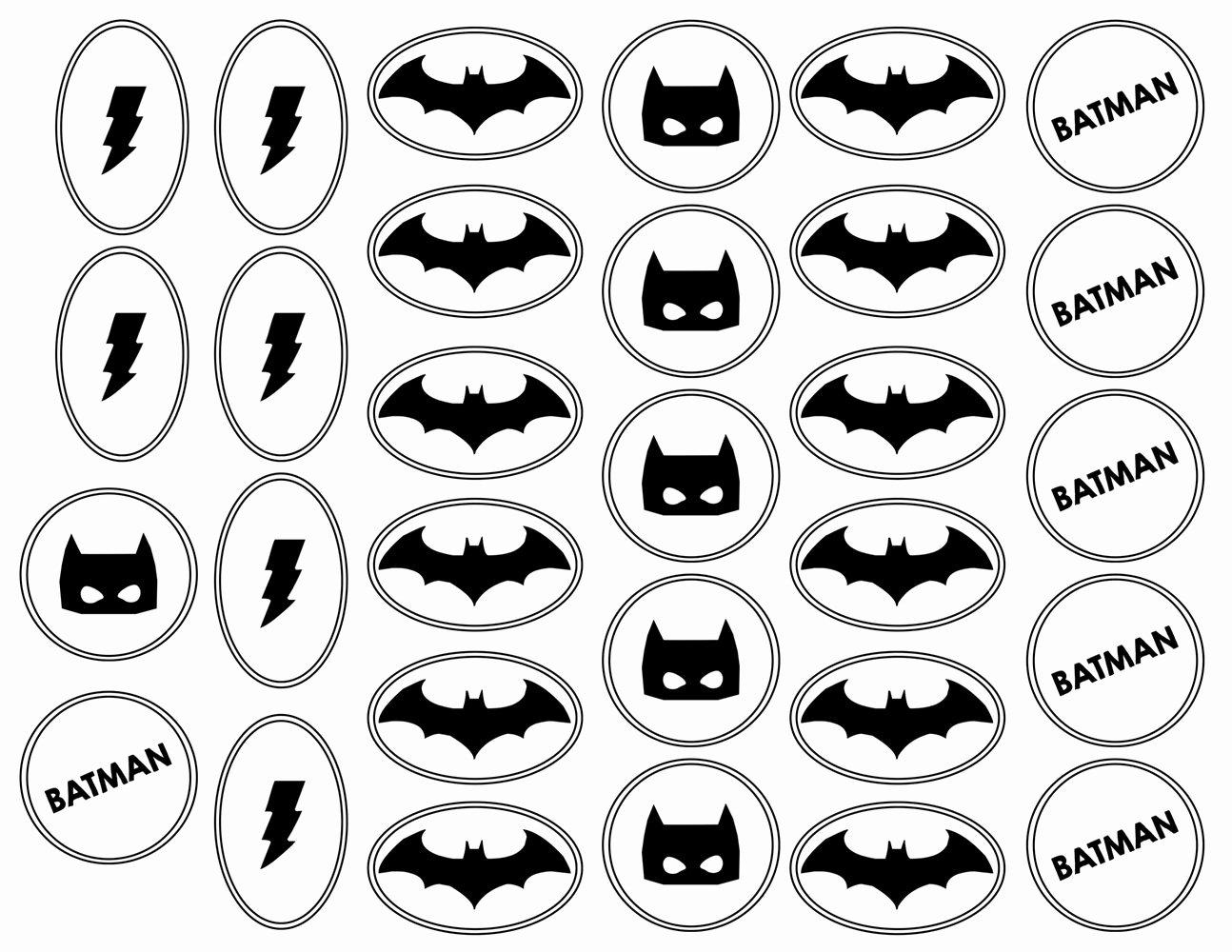 Batman Cake Template Unique Batman Cake topper Template Templates