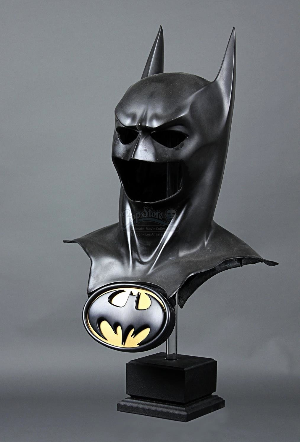 Batman Chest Emblem Beautiful Batman forever 1995 Batman S Val Kilmer Batsuit Cowl