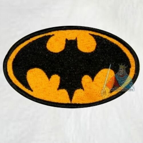 Batman Chest Emblem Best Of Batman Replica Suit Chest Logo Batman 1989 Embroidered
