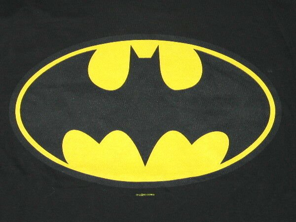 Batman Chest Emblem Best Of Dc Ics Batman Bat Chest Logo T Shirt Size Small