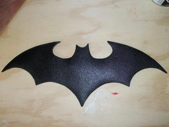 Batman Chest Emblem Best Of Latex Arkham Style Batman Chest Emblem Logo