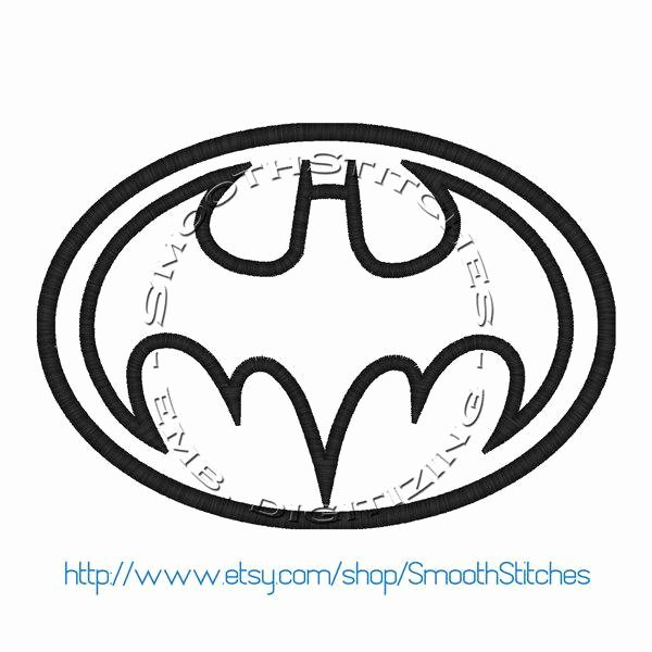 Batman Chest Emblem Fresh Batman Chest Emblem Applique Design for