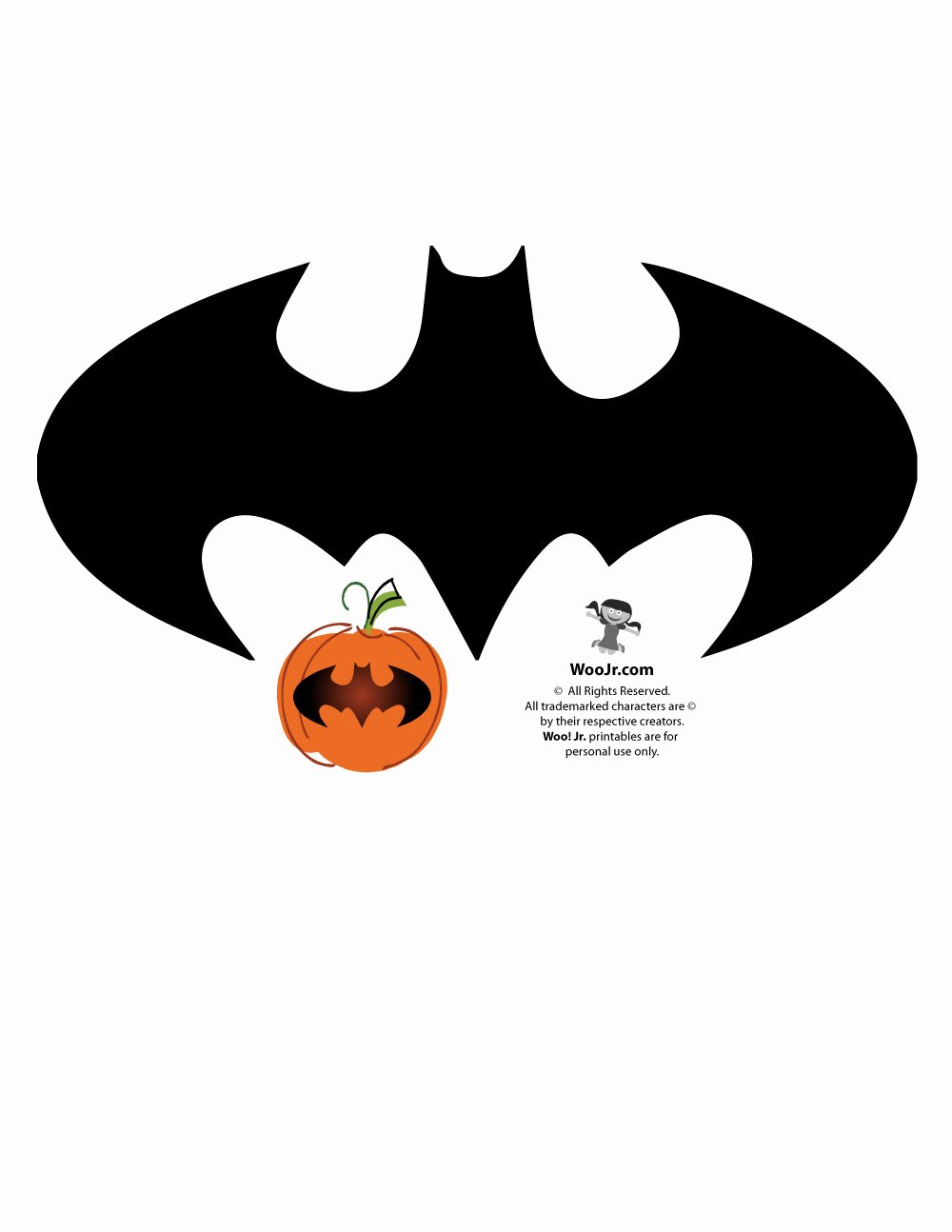 Batman Logo Pumpkin Stencil Beautiful Batman Logo Pumpkin