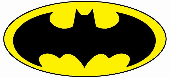 Batman Logo Pumpkin Stencil Elegant Free Printable Batman Logo Cliparts